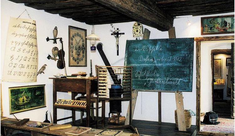 Schulmuseum (© Mühlviertler Weberland)