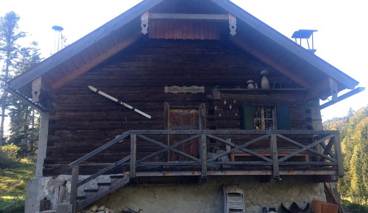 Rußbacherhütte