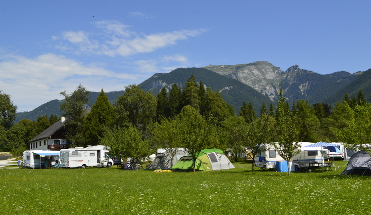 Camping Weidingerbauer. (© WTG)