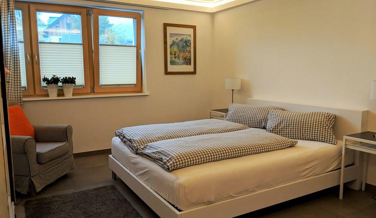 Wohnung Bachrauschen - Schlafen 2 (© dasGams)