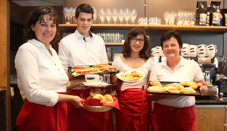 Wir sorgen für Ihren Genuss! (© Carina Pilgerstorfer/Marktgemeinde Windhaag bei Freistadt)
