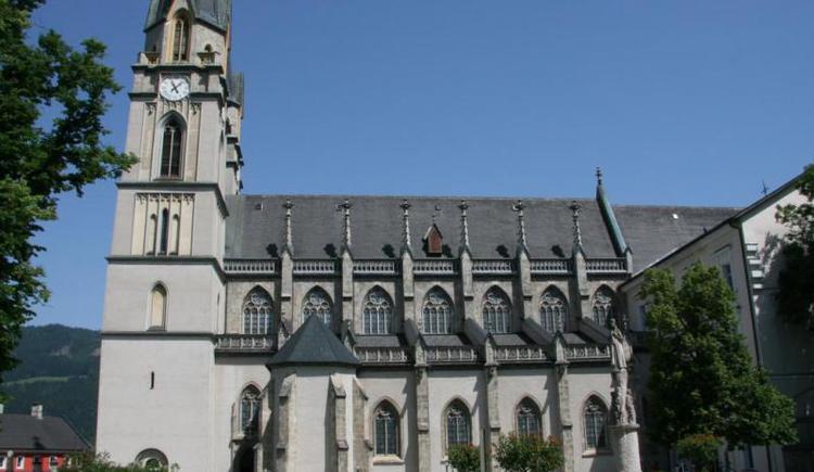 Stiftskirche Admont (© Verein BENEDIKT BE-WEG-T)