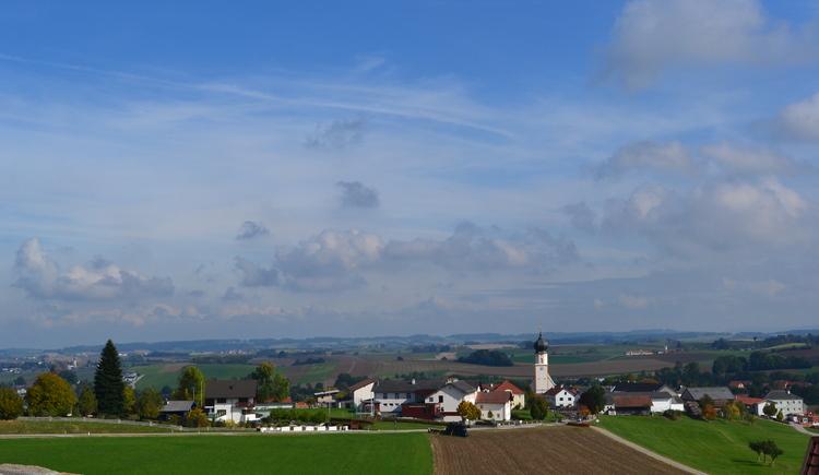 Panoramablick Kobernaußerwald & Innviertel