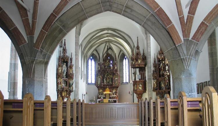Haslach Kirche (© Bernhard Krenn)