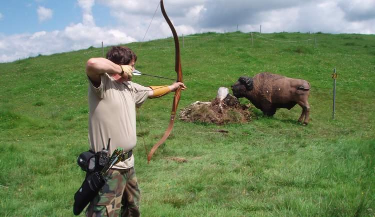 Stoneface - Archery (© (© Gemeinde Unterweißenbach))
