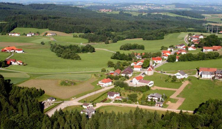 Engelhartszell, Haugstein, Stadl, Pension. (© tvezell)