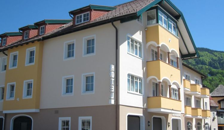 family concern with tradition in the centre of Mondsee, 4 star hotel. (© Hotel Leitnerbräu, www.leitnerbraeu.at)