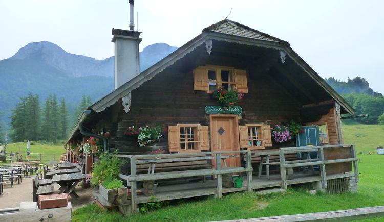 Kienberghütte. (© WTG)