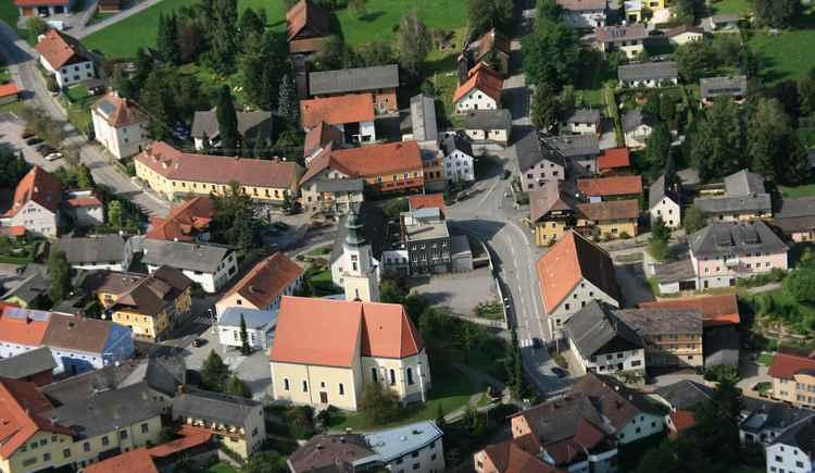 Ortsdarstellung Münzkirchen