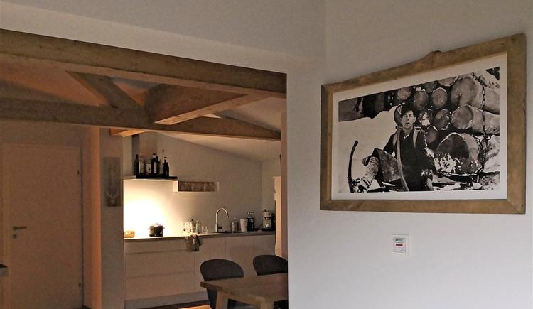 Wohnung Gipfelstürmer - Küchenansicht (© dasGams)