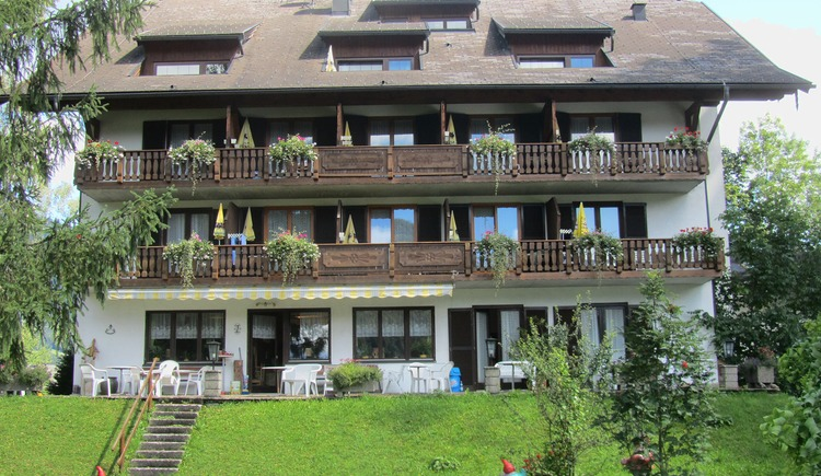 Hotel Pension Carossa Abersee