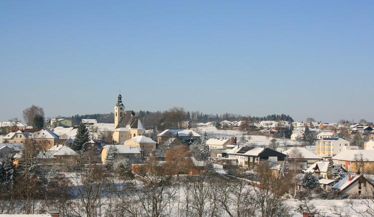 St. Marien im Winter. (© Gemeinde St. Marien)
