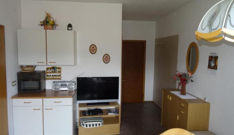 Wohnküche  Fernseher