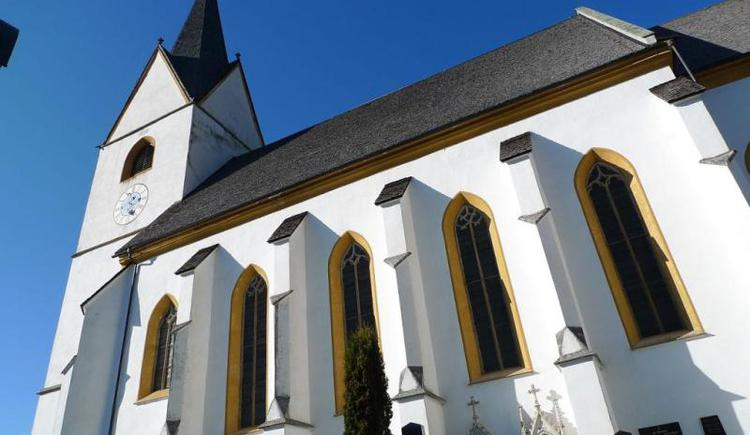 St. Oswald-Möderbrugg, Pfarrkirche (© Verein BENEDIKT BE-WEG-T)