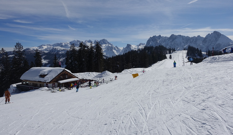 Skigebiet Hornspitzgipfel (© Knappe-Benesteem)