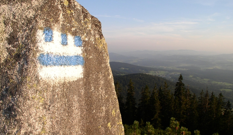 Nordwaldkammweg Aussicht (© Mühlviertler Kernland)