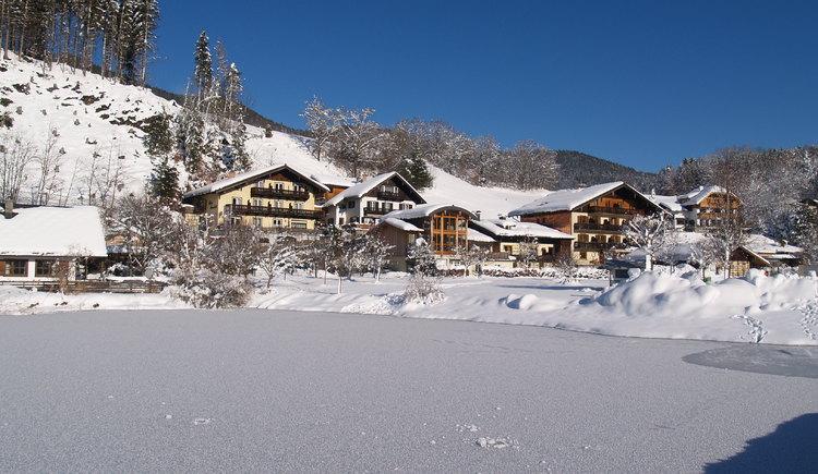 Berau im Winter (© Hinterberger)