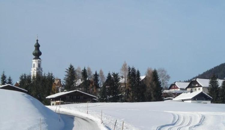 Langlaufdorf Faistenau