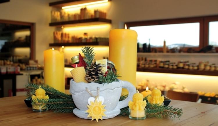 Weihnachten am Bienenhof (© Bienenhof Attersee)