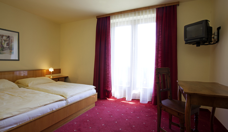 Double room at the Brandwirt