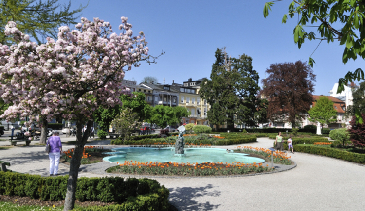 Franz Josefs Platz (© MTV Ferienregion Traunsee)