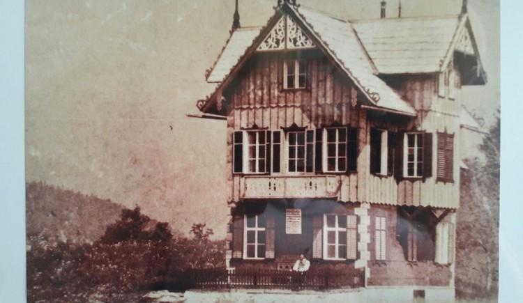 Die alte Feuerbachvilla - Station 5