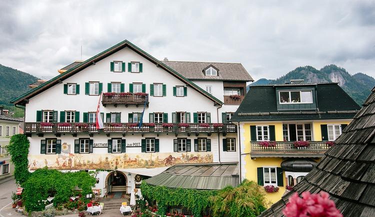 Gasthof zur Post. (© Leitner)