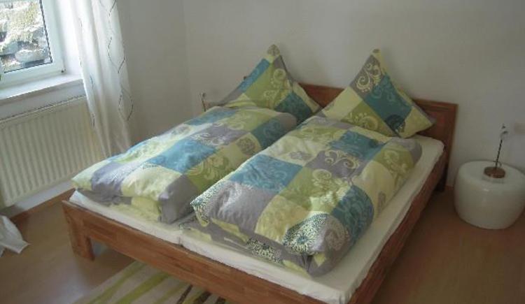 Schlafzimmer - Doppelbett groß
