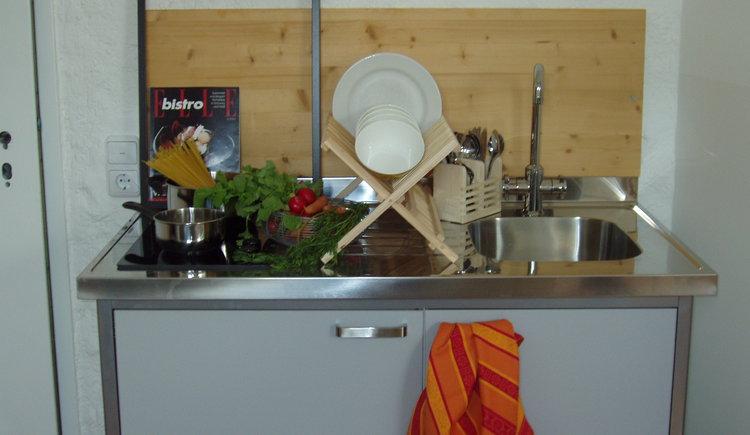 Küchenblock. (© Familie Dargham)