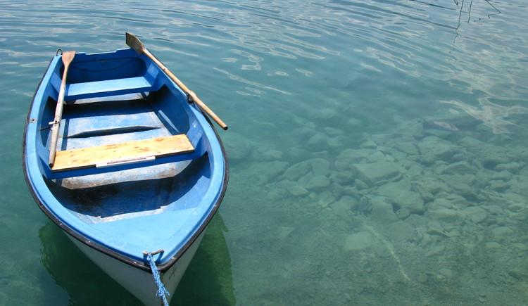 Ruderboot (© Gudrun Loindl)
