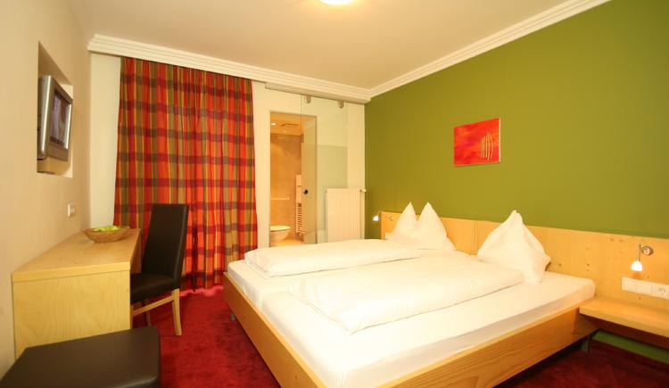 Zimmer Klein und Fein. (© Hotel Obermayr)