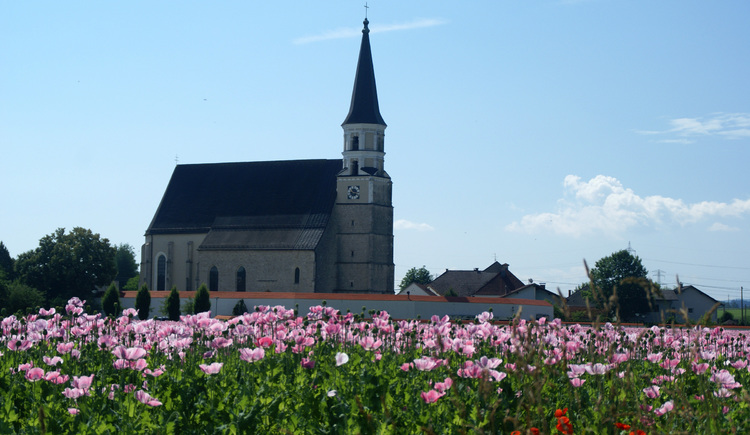 Kirche St. Laurenz (© Ladislav Vorich)
