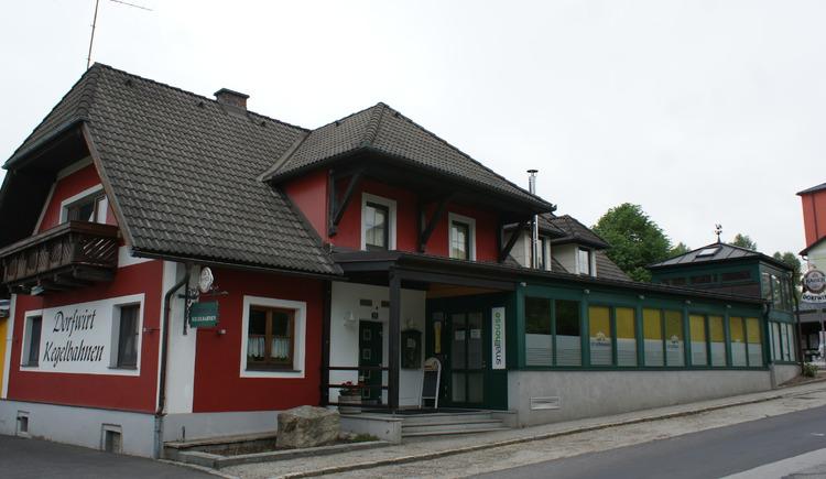 Gasthof Pilz (© Marktgemeinde Königswiesen)
