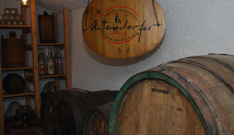 Schnapsmuseum Mittendorfer (© Mittendorfer GmbH & Co KG)
