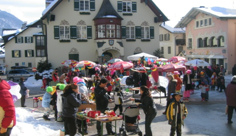 Kinderfasching in St. Gilgen (© WTG)