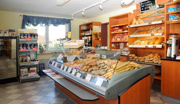 Cafe Wiesner Kirchheim Vitrine