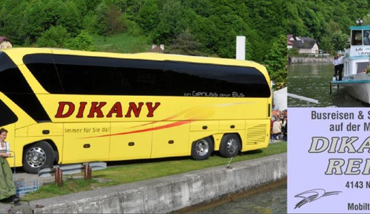 Bus- & Taxiunternehmen Dikany Helmut (© Dikany)