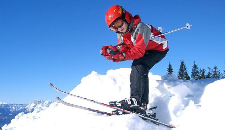 Skifahren lernen - Skischule Sport Franky