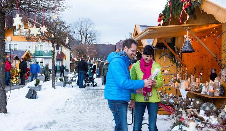 Advent market in Faistenau (© Fuschlseeregion - Erber)