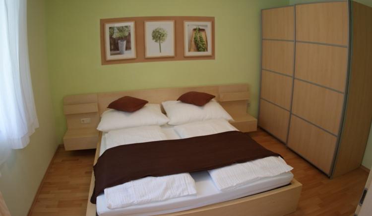 Ferienwohnung Zopf - Schlafzimmer