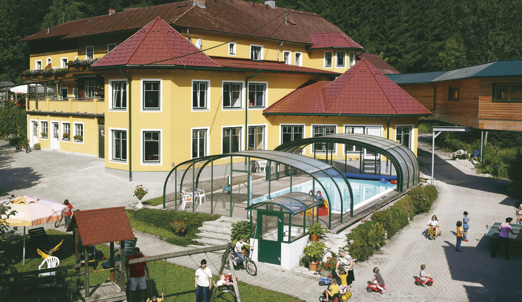 Kinderhotel Bruckwirt (© Kinderhotel Bruckwirt)