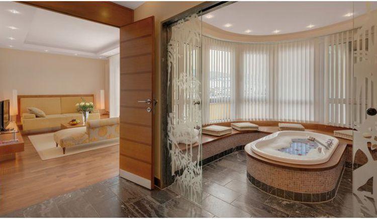 Residenz Suite im ****S Genuss- und Wellnesshotel Almesberger (© ****S Almesberger)