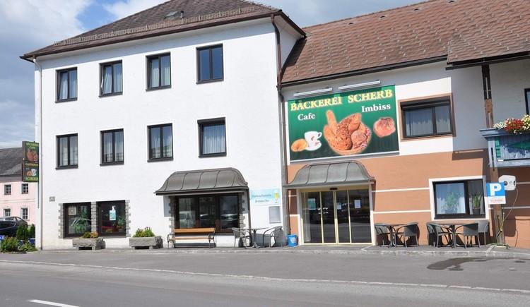 Gasthof Bäckerei Scherb. (© Gasthof Bäckerei Scherb)