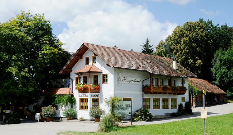 Häuperlwirt Lohnsburg. (© Innviertel Tourismus)