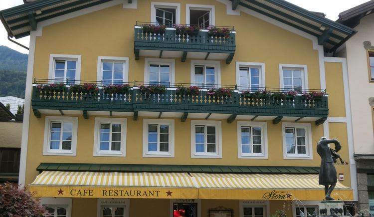 Hotel Stern Hausansicht