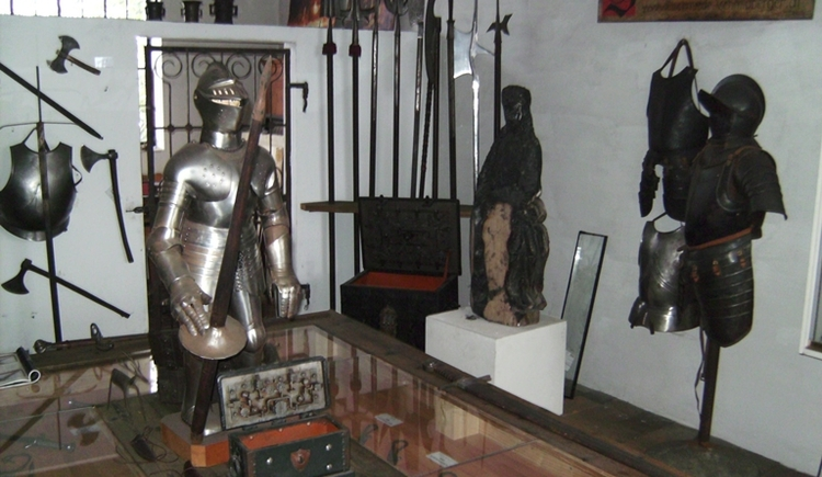 Ausstellung Schwertschmiede (c)Schmidberger (© tman)