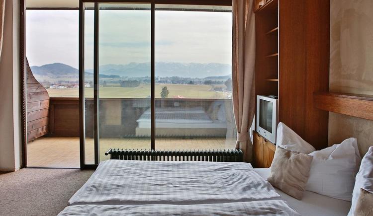 Doppelzimmer Hotel Blumenhof*** (© Hotel Blumenhof)
