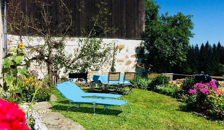 Garten (© Privat)