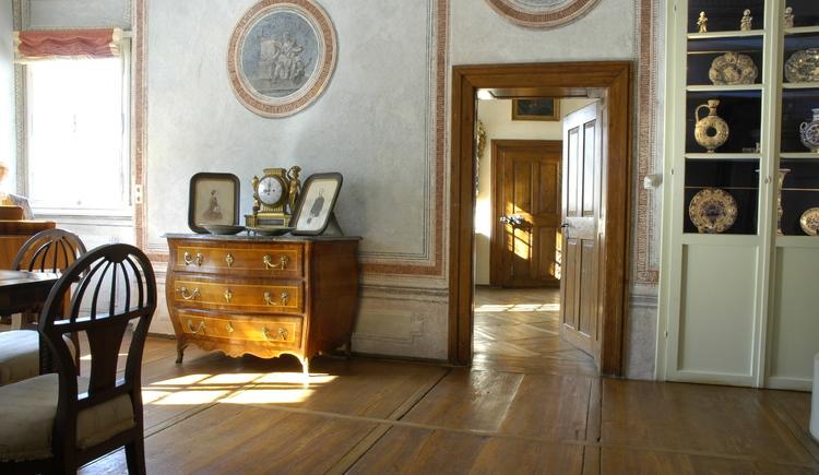 Burgenmuseum Clam (© Burg Clam)