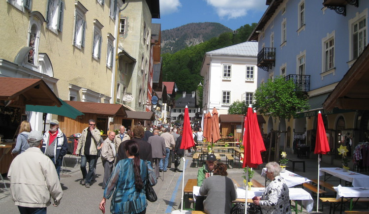 Traditionally and Culinary in St. Wolfgang (© WTG)